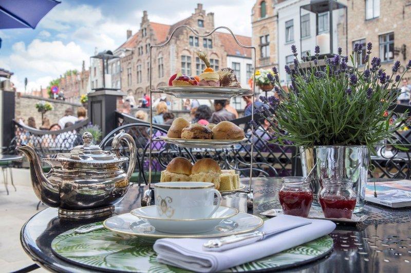 De Orangerie-Afternoon Tea<br/>Image from Leonardo