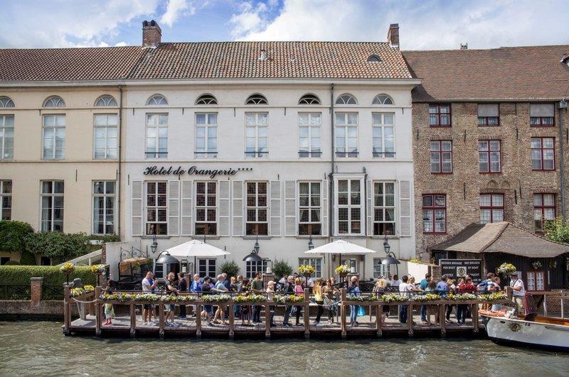 De Orangerie-Waterfront Terrace<br/>Image from Leonardo