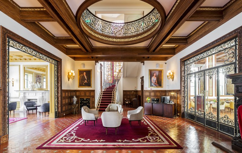 Hotel Infante Sagres-Infante Sagres Lobby<br/>Image from Leonardo