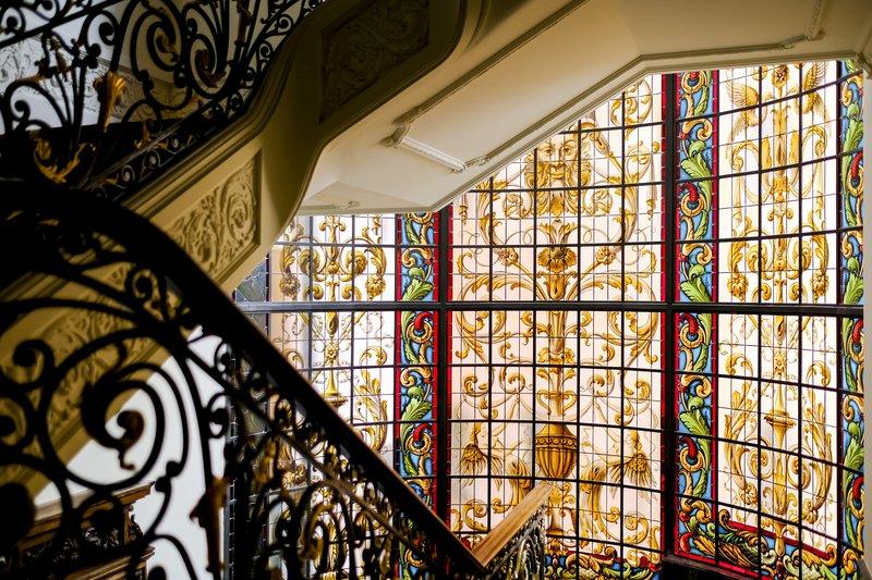 Hotel Infante Sagres-Luxurious Vitral<br/>Image from Leonardo