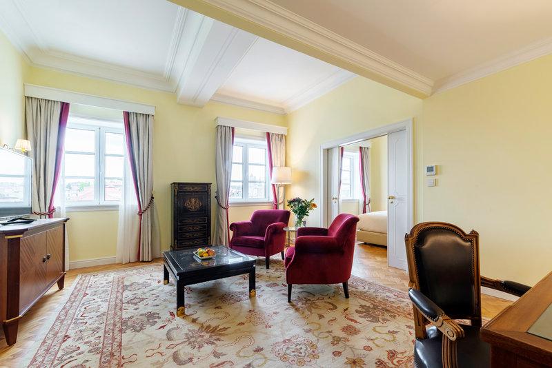 Hotel Infante Sagres-Premium Suite<br/>Image from Leonardo