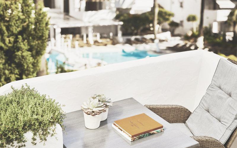 Hotel Puente Romano-Deluxe Garden Suite Views<br/>Image from Leonardo