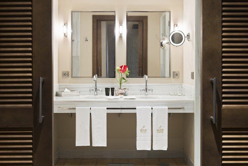 Gran Hotel Bahia del Duque-Deluxe Sea View Bathroom<br/>Image from Leonardo