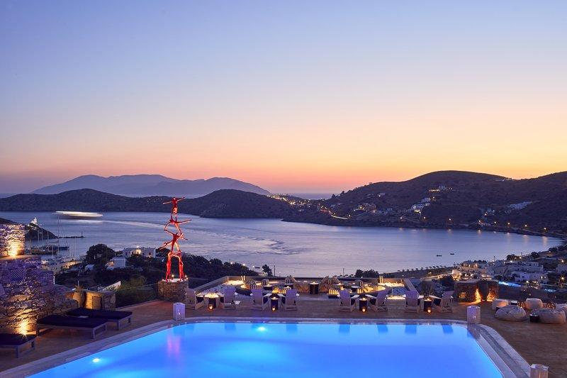 Poseidon Hotel-Sunset View<br/>Image from Leonardo