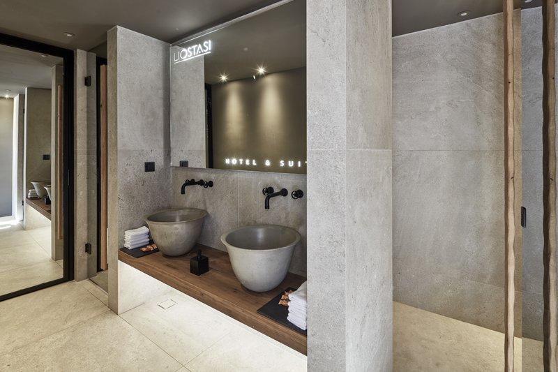 Poseidon Hotel-Main Pool Restroom<br/>Image from Leonardo