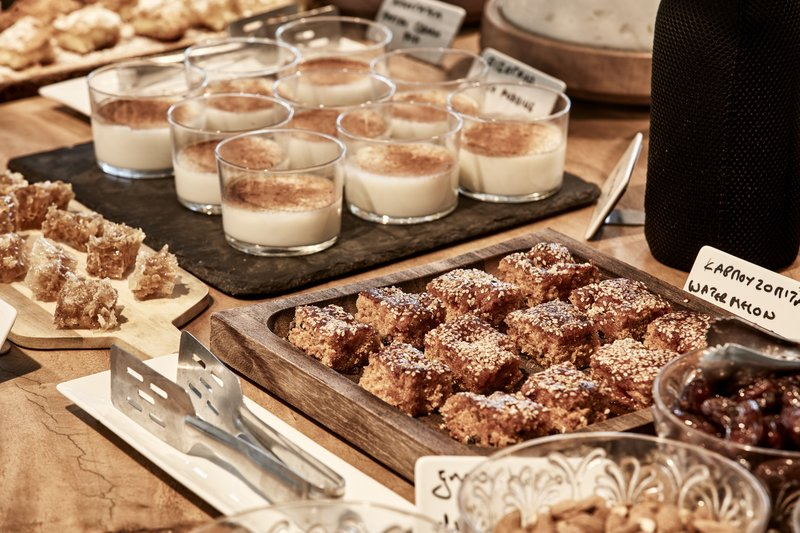 Homer's Inn-Greek Breakfast Buffet<br/>Image from Leonardo
