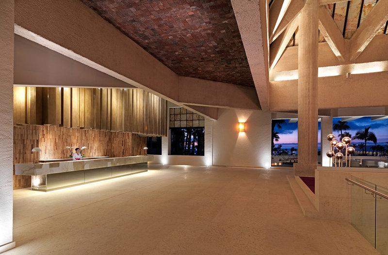 Paradisus Los Cabos - Lobby <br/>Image from Leonardo