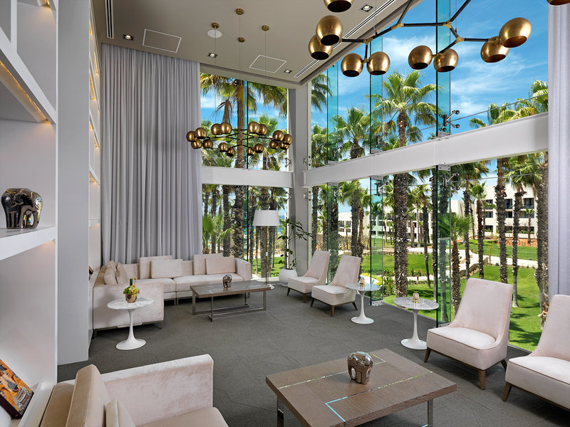 Paradisus Los Cabos - The Reserve Lounge <br/>Image from Leonardo