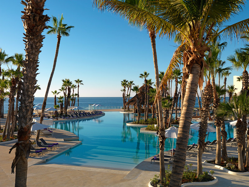 Paradisus Los Cabos - Main Pool <br/>Image from Leonardo