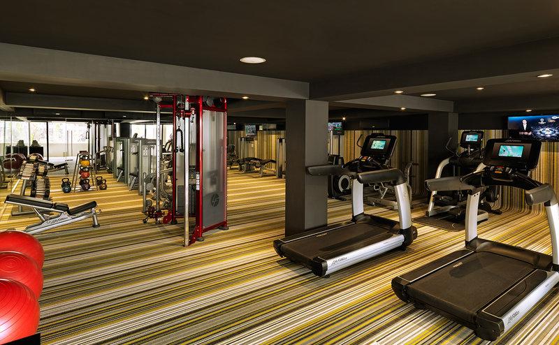 Paradisus Los Cabos - Gym <br/>Image from Leonardo