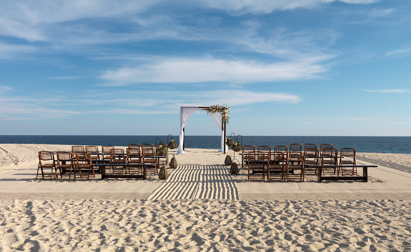 Paradisus Los Cabos - Wedding Beach <br/>Image from Leonardo