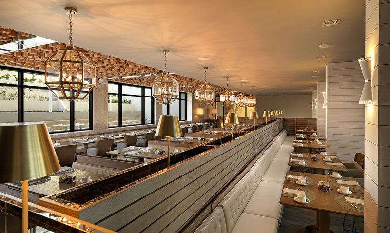 Paradisus Los Cabos - Naos Restaurant <br/>Image from Leonardo