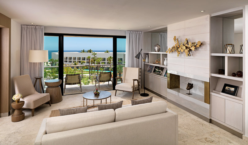 Paradisus Los Cabos - The Reserve Master Suite <br/>Image from Leonardo