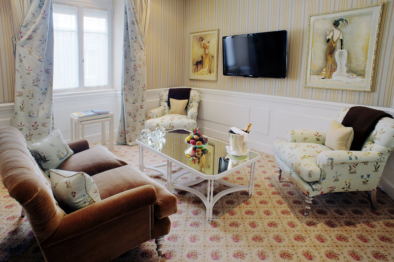 Hotel D'Angleterre-Junior Suite Courtyard<br/>Image from Leonardo