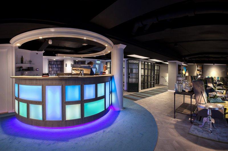 Absalon Hotel-Reception<br/>Image from Leonardo