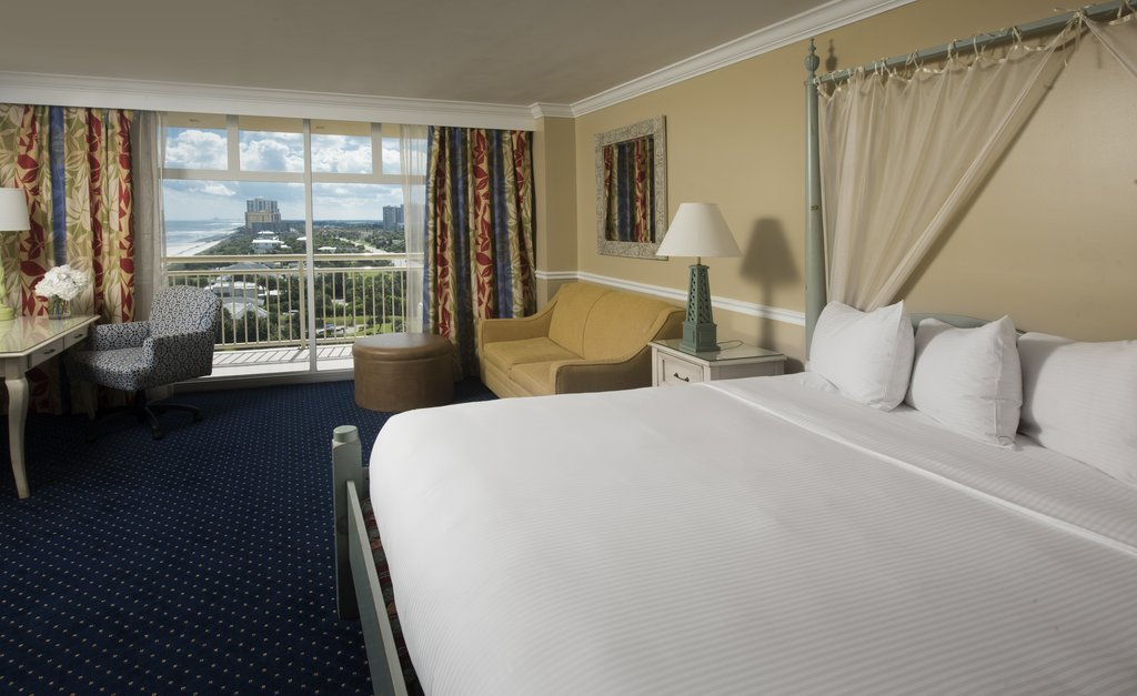 The Shores Resort and Spa-Daytona Shores Resort And Spa King Oceanview<br/>Image from Leonardo