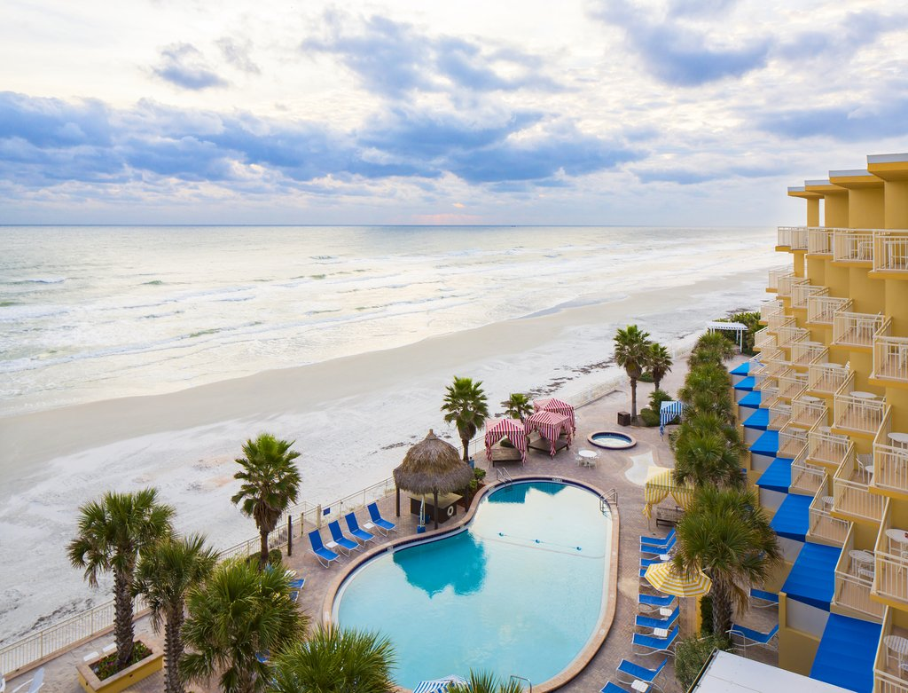 The Shores Resort and Spa-Daytona Beach Shores Resort & Spa  Pool View<br/>Image from Leonardo