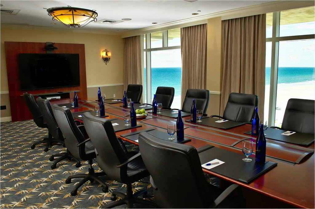 The Shores Resort and Spa-The Shores Boardroom Meetings<br/>Image from Leonardo