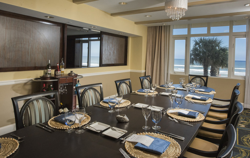 The Shores Resort and Spa-Daytona Shores Resort And Spa Private Dining<br/>Image from Leonardo