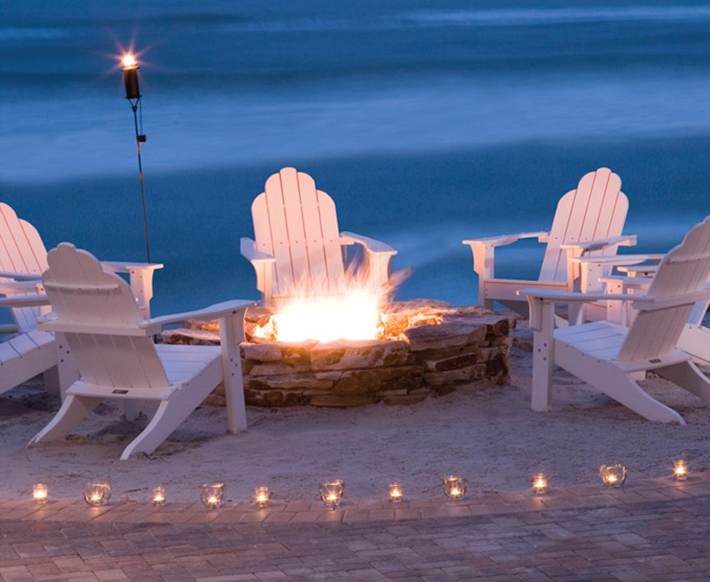 The Shores Resort and Spa-The Shores Outdoor Firepits<br/>Image from Leonardo