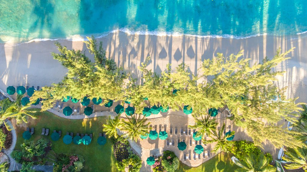 Coral Reef Club-Aerial View of the Beach<br/>Image from Leonardo