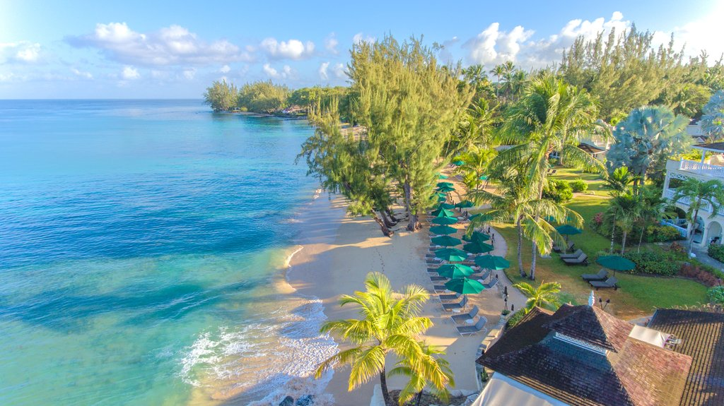 Coral Reef Club-View of the Beach<br/>Image from Leonardo