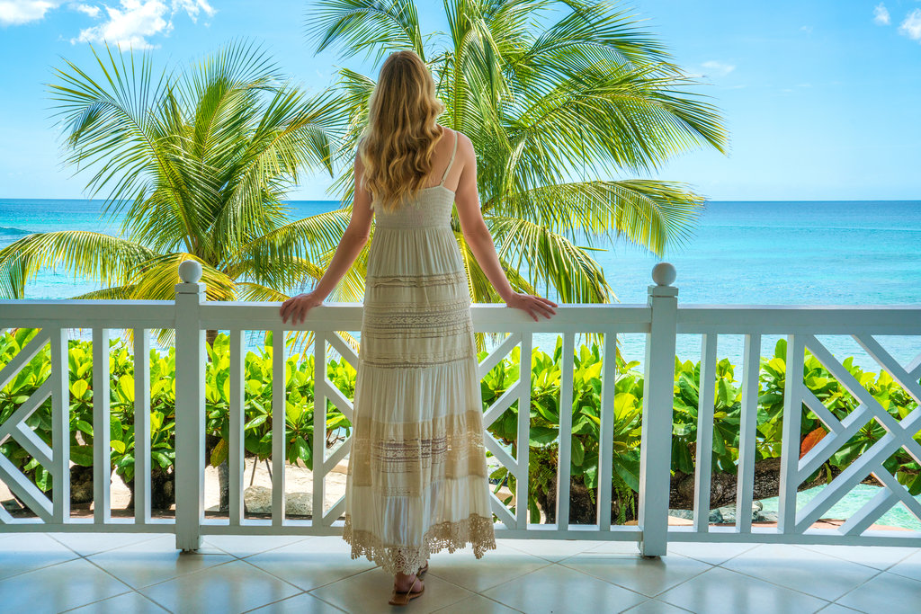 Coral Reef Club-View from Luxury Junior Suite<br/>Image from Leonardo