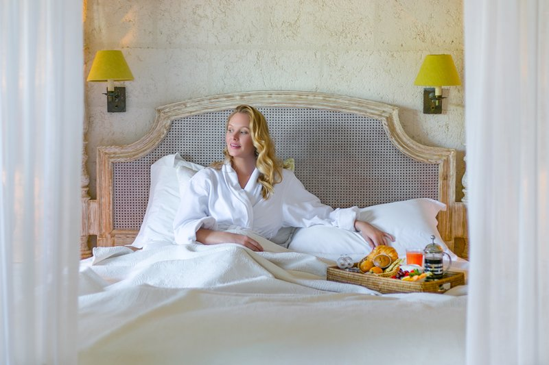 Coral Reef Club-Breakfast in Bed<br/>Image from Leonardo