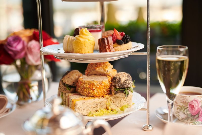 Hotel D'Angleterre-Afternoon Tea Gluten Free<br/>Image from Leonardo