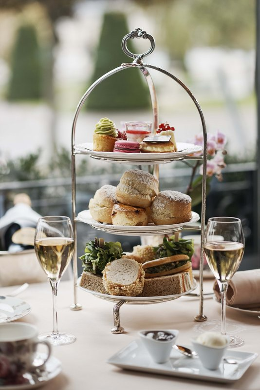 Hotel D'Angleterre-Afternoon Tea<br/>Image from Leonardo