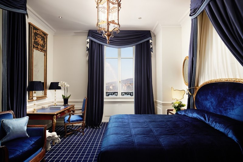 Hotel D'Angleterre-Presidential Suite Bedroom<br/>Image from Leonardo