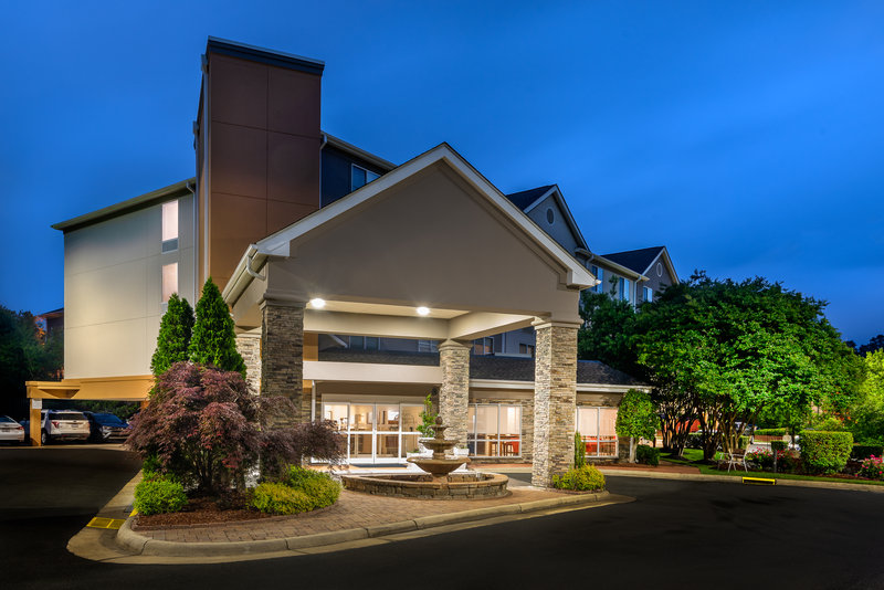 Holiday Inn Express Chapel Hill-Welcome to the Holiday Inn Express Chapel Hill!<br/>Image from Leonardo