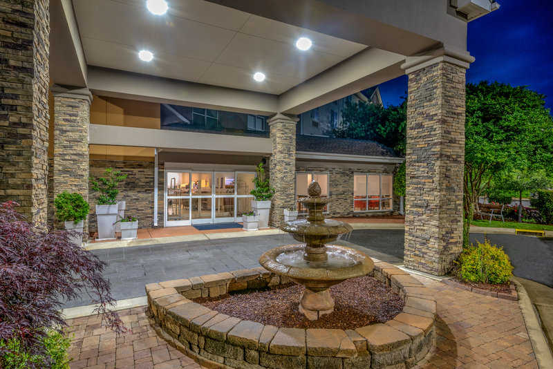 Holiday Inn Express Chapel Hill-Drive around! We'll take care of the rest!<br/>Image from Leonardo