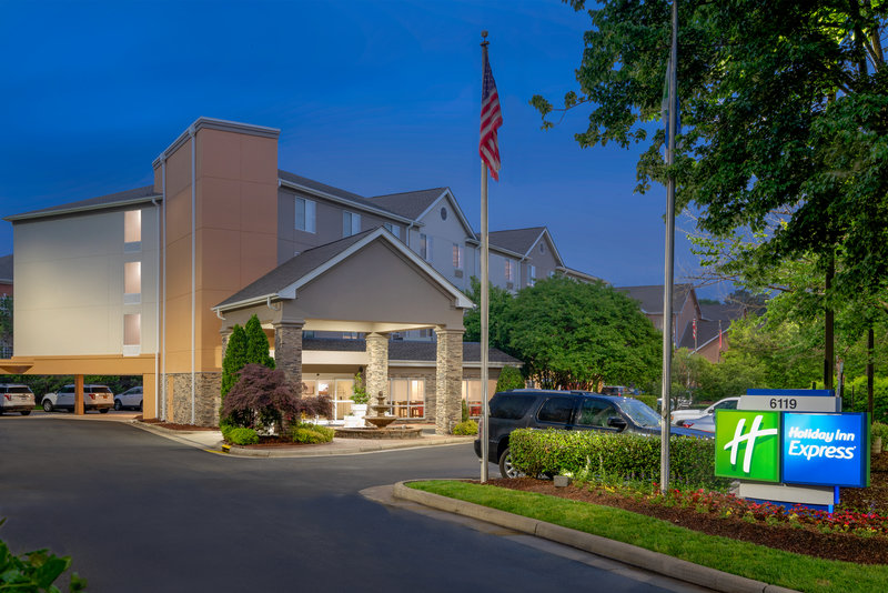 Holiday Inn Express Chapel Hill-Welcome to Holiday Inn Express Chapel Hill! We love having you!<br/>Image from Leonardo