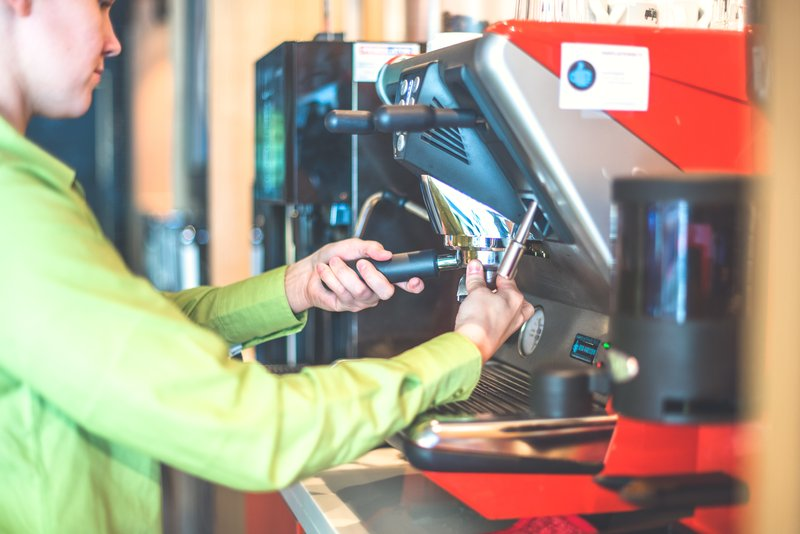 Holiday Inn Helsinki City Centre-Relax with Segafredo Cappuccino or Expresso at the To Go Cafe<br/>Image from Leonardo