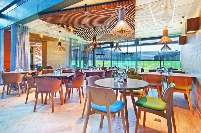 Holiday Inn Helsinki City Centre-In our new Open Lobby you can choose when and where you eat.<br/>Image from Leonardo