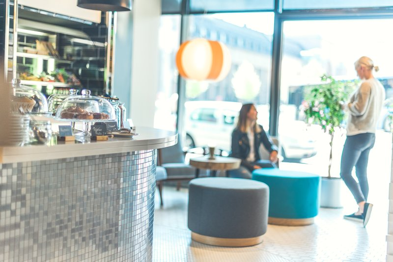 Holiday Inn Helsinki City Centre-What would you like to have with your coffee, croissant or muffin?<br/>Image from Leonardo