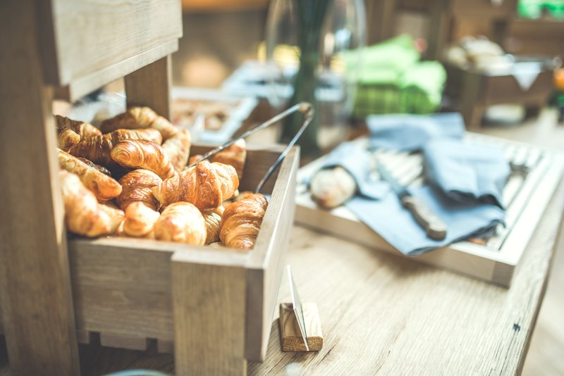 Holiday Inn Helsinki City Centre-Big crispy croissants are ready for you at you breakfast buffet.<br/>Image from Leonardo