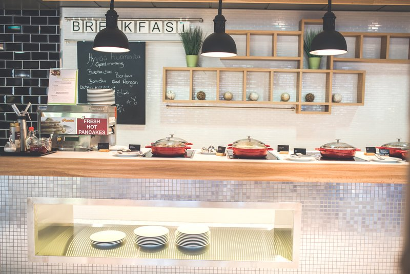 Holiday Inn Helsinki City Centre-Start you day with a great breakfast buffet<br/>Image from Leonardo