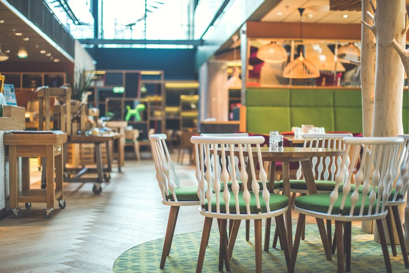 Holiday Inn Helsinki City Centre-All day dining is available at out Open Lobby<br/>Image from Leonardo