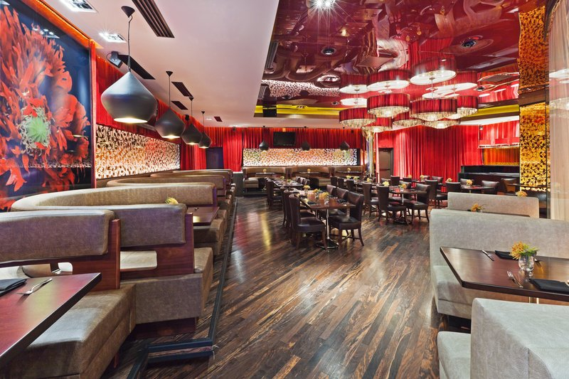 Crowne Plaza Dallas Downtown-Restaurant<br/>Image from Leonardo