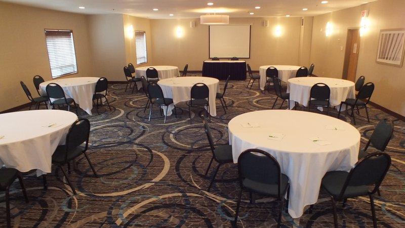 Holiday Inn Hotel & Suites Regina-Our west-facing Wilson Meeting Room<br/>Image from Leonardo