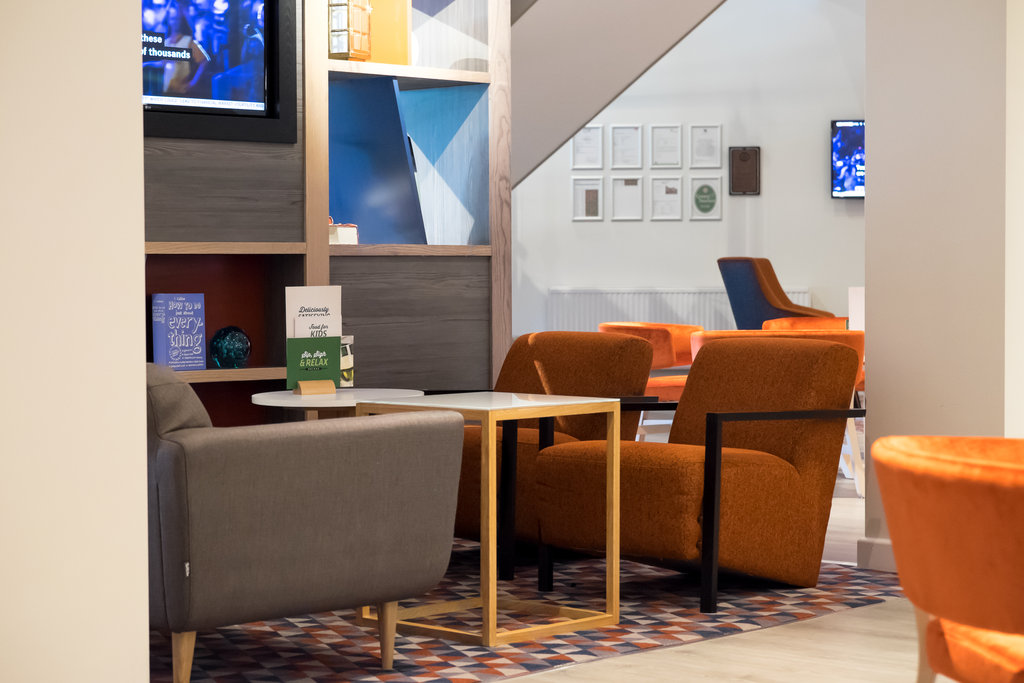 Holiday Inn Corby - Kettering A43-Bar and Lounge<br/>Image from Leonardo