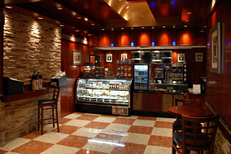 Crowne Plaza Philadelphia-Cherry Hill-Corner Café<br/>Image from Leonardo