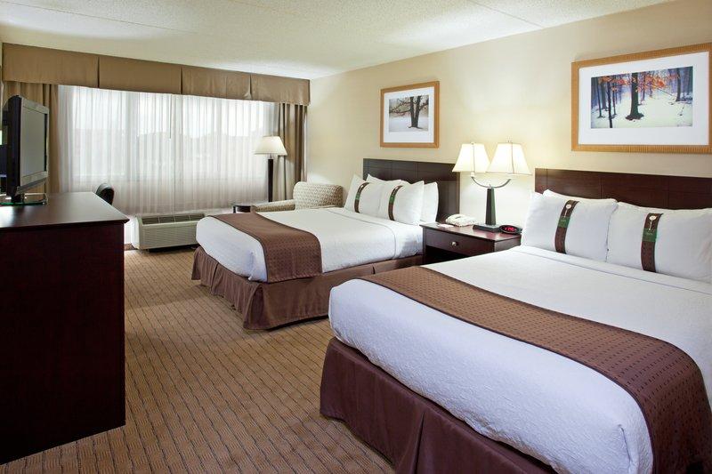 Holiday Inn Canton (Belden Village)-2 Queen Bed Guest Room<br/>Image from Leonardo