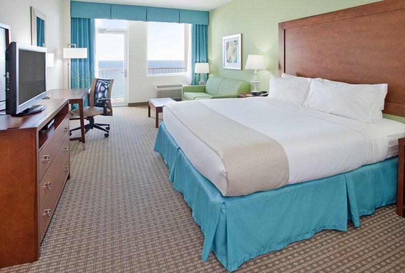 Holiday Inn Resort Pensacola Beach Gulf Front-Holiday Inn Resort Pensacola King Bed With Sleeper Sofa Gulf View<br/>Image from Leonardo