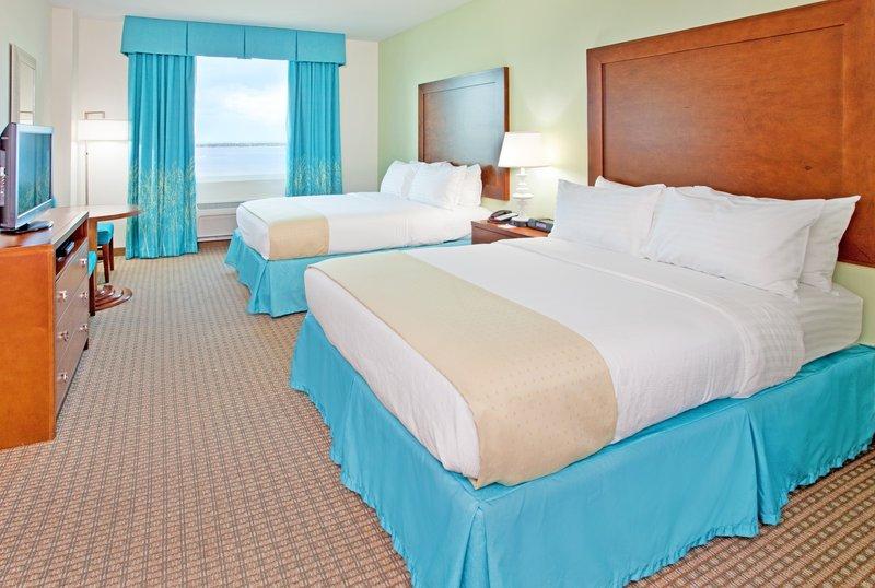 Holiday Inn Resort Pensacola Beach Gulf Front-Holiday Inn Resort Pensacola 2 Queen Beds w/ Santa Rosa Sound View<br/>Image from Leonardo