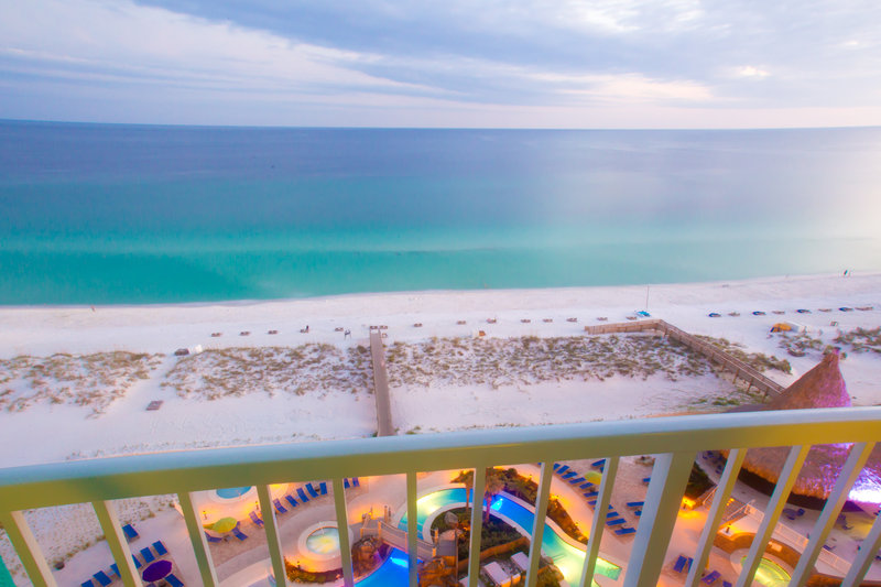 Holiday Inn Resort Pensacola Beach Gulf Front-Enjoy the beautiful beach views from your own gulf front balcony<br/>Image from Leonardo