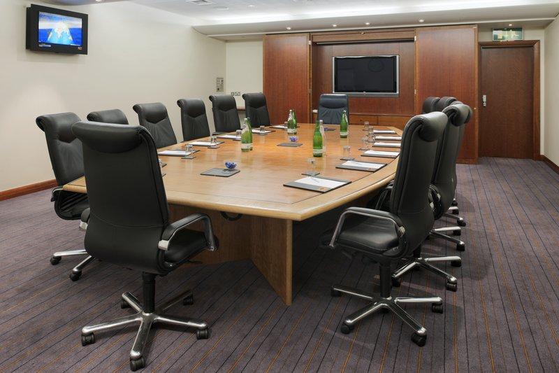 Crowne Plaza Nottingham-Boardroom<br/>Image from Leonardo