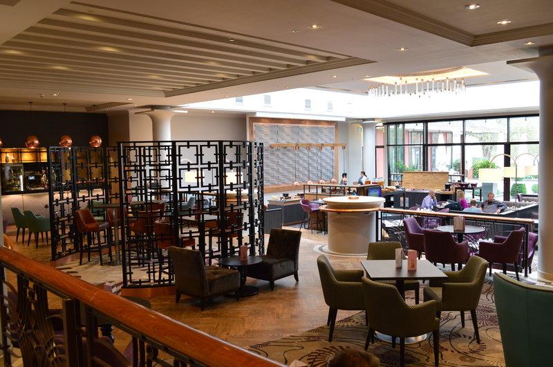 Crowne Plaza Reading-Riverside - EAT - DRINK - RELAX<br/>Image from Leonardo